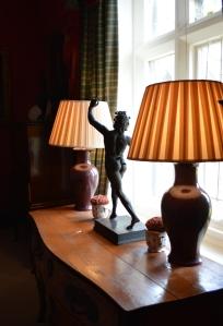 Carlton House bronze figure 2