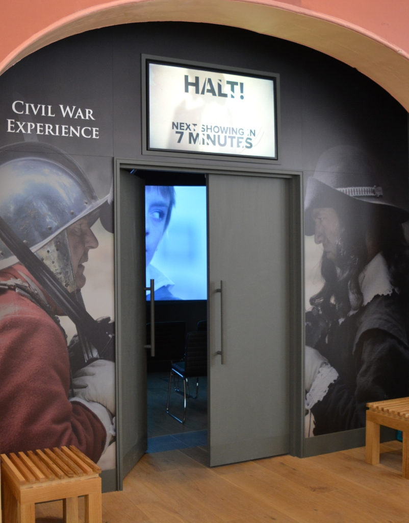 Movies at the Civil War Centre Image Paul Lindus