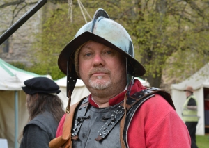 Reenactor Photo PAUL LINDUS