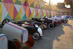 Restored and repro kiddie cars_Paul Lindus