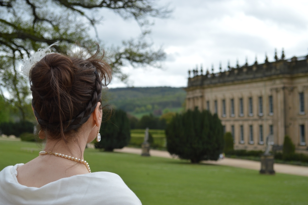 I believe I must date it from my first seeing his beautiful grounds at Pemberley