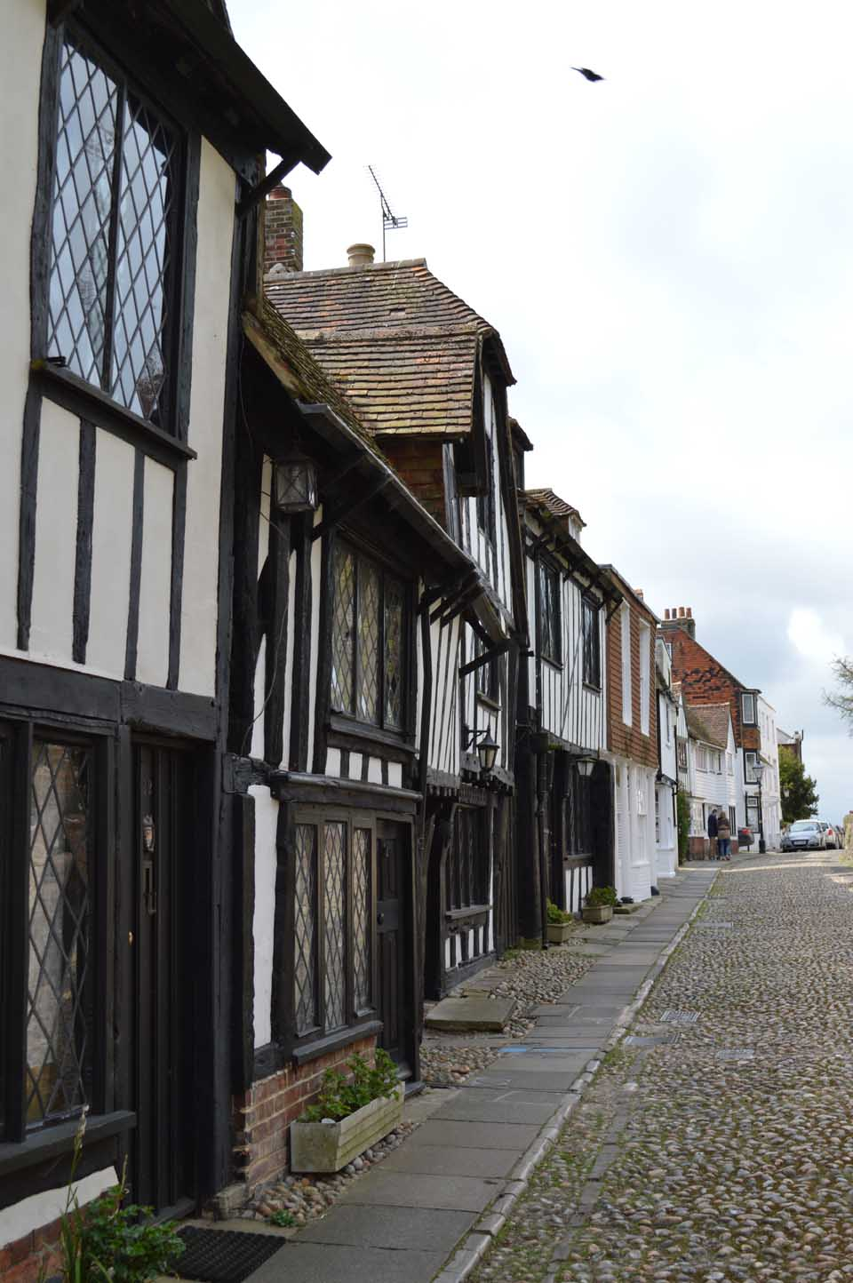 low-half-timbered-street-photo-sandra-lawrence